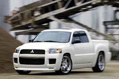 Mitsubishi Street Raider Concept