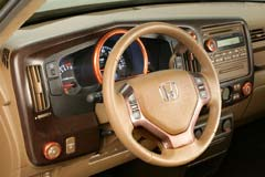 Honda Ridgeline All-Terrain Concept