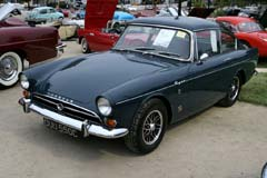 Sunbeam Tiger Harrington Coupe B9472164