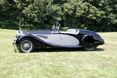 Alvis Speed 25 Offord Roadster