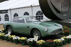 Aston Martin DB4 GT Zagato DB4GT/0185/R