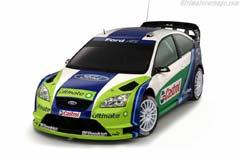 Ford Focus WRC 06