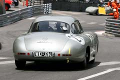 Mercedes-Benz 300 SL Competition Coupe
