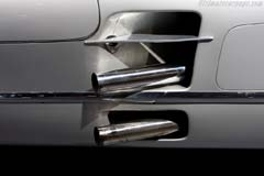 Mercedes-Benz 300 SLR Uhlenhaut Coupe 00007/55