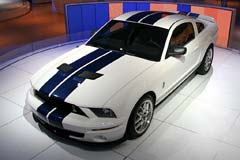 Ford Shelby Mustang GT500 Coupe