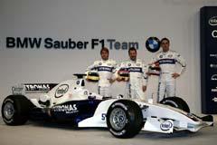 BMW Sauber F1.06