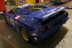 Bugatti EB 110 SS Le Mans 016