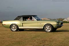 Ford Shelby Mustang GT500 KR Convertible