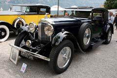 Bentley 8-Litre Gurney Nutting Sportsman Coupe YR 5088