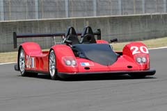 Pilbeam MP93 JPX