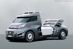 Fiat Ducato Truckster Concept