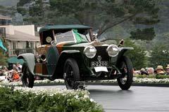 Rolls-Royce Silver Ghost Shapiro-Schebera Skiff 54PB