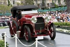 Benz 82/200 hp D&E Snutsel Touring