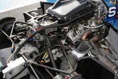 Porsche RS Spyder Evo 9R6 709