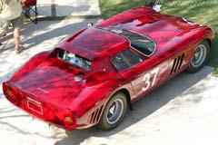 Ferrari 250 GTO Pininfarina Coupe 4091GT