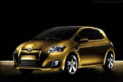 Toyota Auris Concept