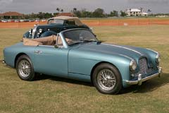 Aston Martin DB2/4 Drophead Coupe