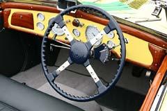Talbot Lago T150C S Figoni & Falaschi Torpedo Cabriolet