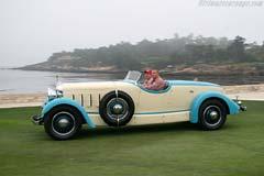 Cadillac 452 A V16 Pinin Farina Roadster