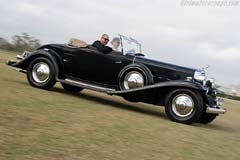 Cadillac 452 B V16 Fisher Convertible Coupe