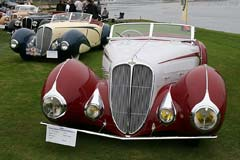 Delahaye 135 Competition Court Figoni & Falaschi Torpedo Cabriolet 48666