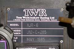 Jaguar XJR-6 J12-C-285