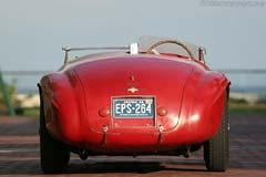Ferrari 166 MM Touring Barchetta Speciale 0052M