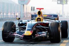 Red Bull Racing RB3 Renault