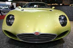 Diatto OttoVu Zagato Coupe Concept