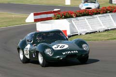 Lister Costin Le Mans Coupe BHL 136