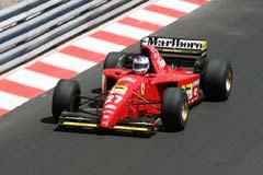 Ferrari 412 T2 156