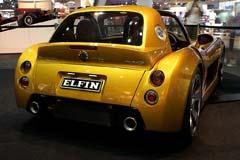 Elfin MS8 Streamliner 50th Anniversary