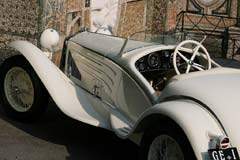 Alfa Romeo 6C 1750 GS Touring 'Flying Star' Spider
