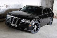 Chrysler 300C SRT8 Touring 'E490'