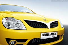 Brilliance BC3 Coupe