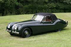 Jaguar XK120 Drop Head Coupe