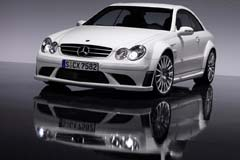 Mercedes-Benz CLK 63 AMG Coupe Black Series