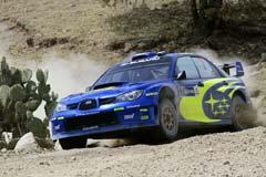 Subaru Impreza WRC2007