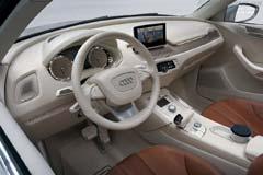 Audi Cross Coupe Quattro