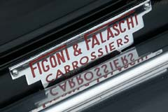 Talbot Lago T150C Figoni & Falaschi Competition Roadster 90110