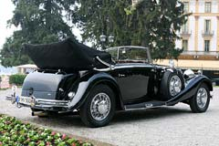 Mercedes-Benz 500 K Cabriolet C