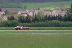 Ferrari 250 GT TdF Scaglietti '14 Louver' Berlinetta 0629GT