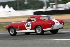 Ferrari 250 GT TdF Scaglietti '14 Louver' Berlinetta 0607GT