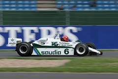 Williams FW08 Cosworth FW08-03