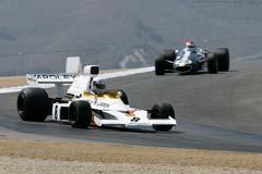 McLaren M23 Cosworth M23-3