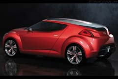 Hyundai Velostar Concept