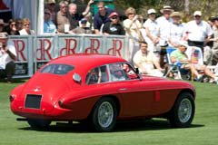 Ferrari 166 MM Touring Le Mans Berlinetta 0066M