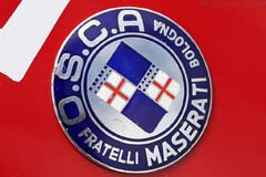 OSCA MT4 2AD 1500 Morelli Spider 1152