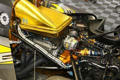 Embassy Racing WF01 Zytek