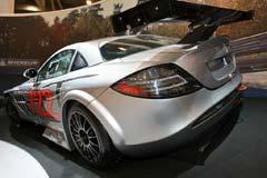 Mercedes-Benz SLR McLaren '722' GT